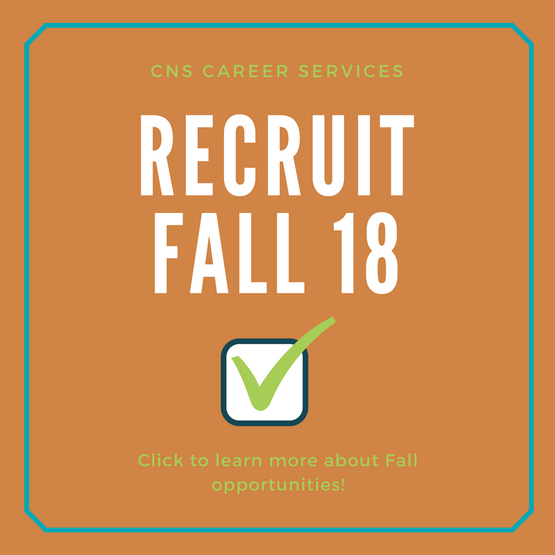 recruit fall 18