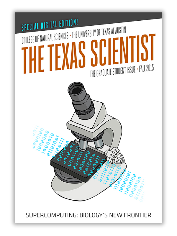 texas scientist fall 2015 cover