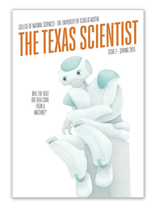 Texas Scientist 2015 cover