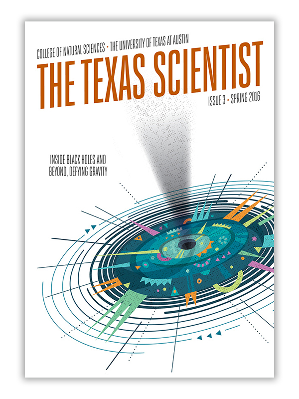 Texas Scientist 2016 cover