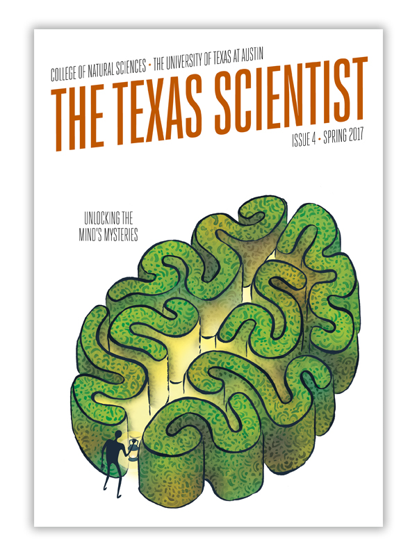 Texas Scientist 2017 cover