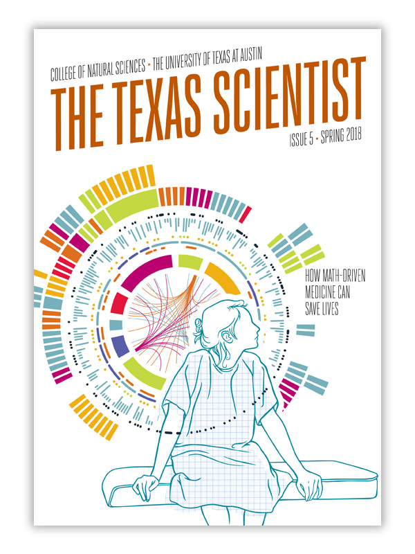 Texas Scientist 2018 cover