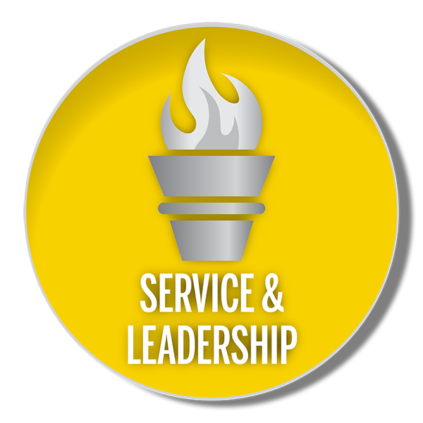 Distinctions Service Leadership