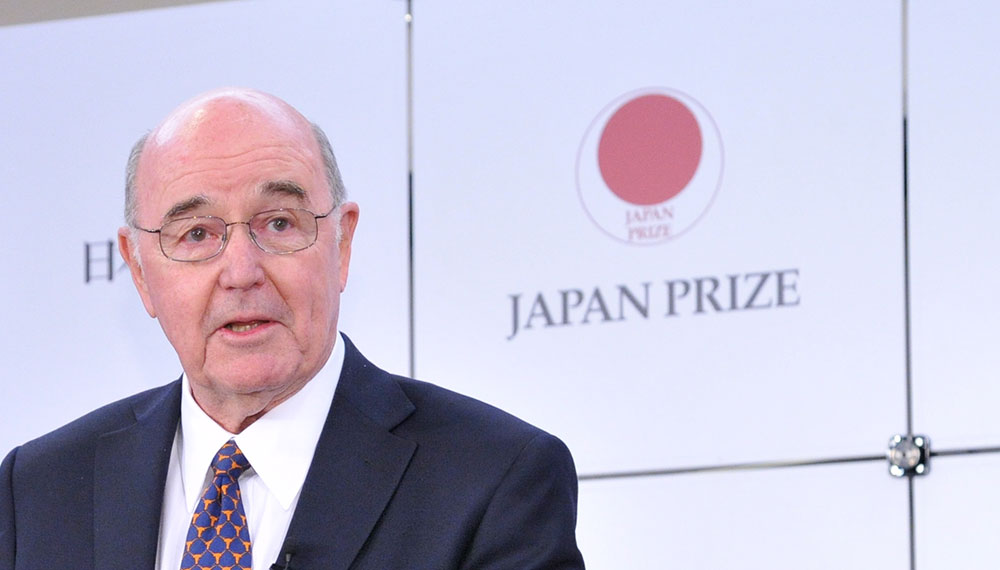 C. Grant Willson Receives the Japan Prize