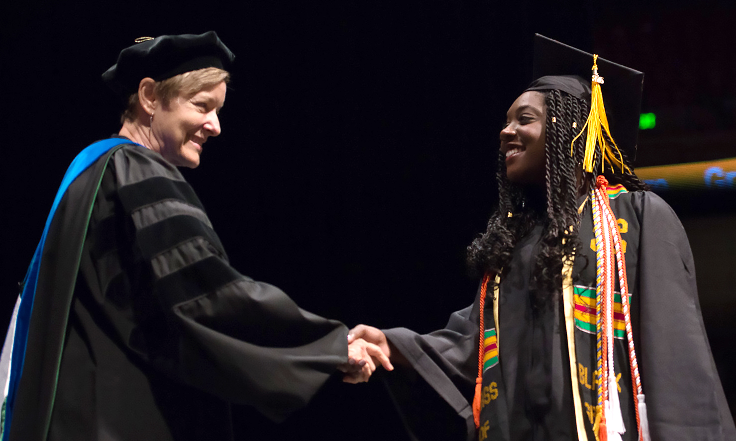 College Of Natural Science Graduation Honors