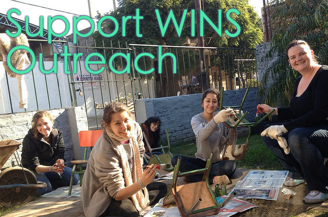 Support WINS Outreach
