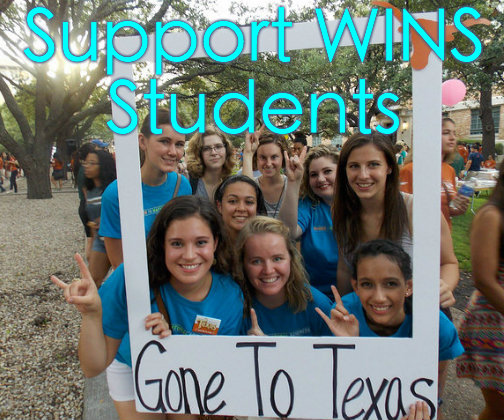 Support WINS Students
