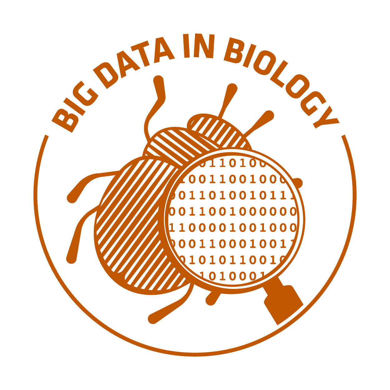 big data in biology RGB orange nickname