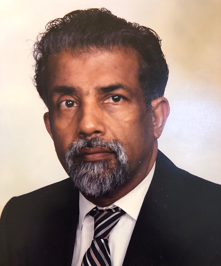 Professor E. C. George Sudarshan