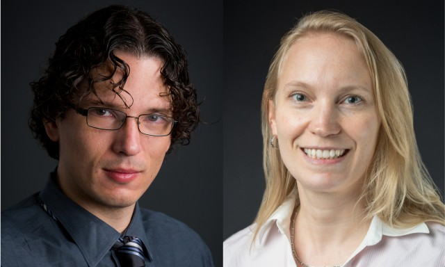 Chemist and Astronomer Selected as 2018 Cottrell Scholars