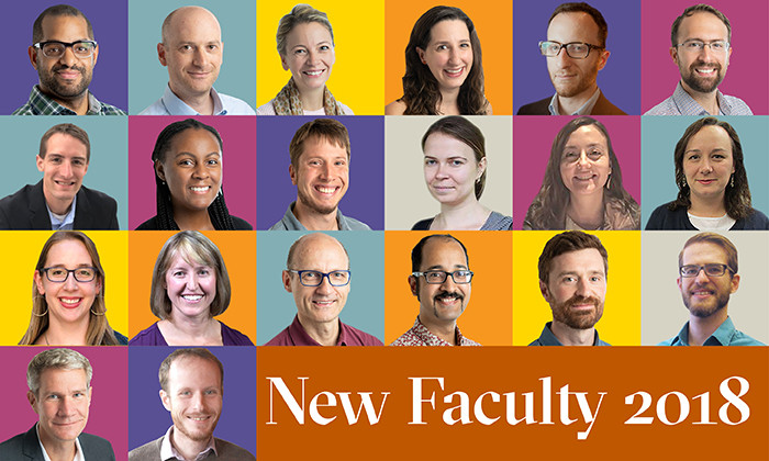 CNS Welcomes New Faculty As Fall Semester Begins
