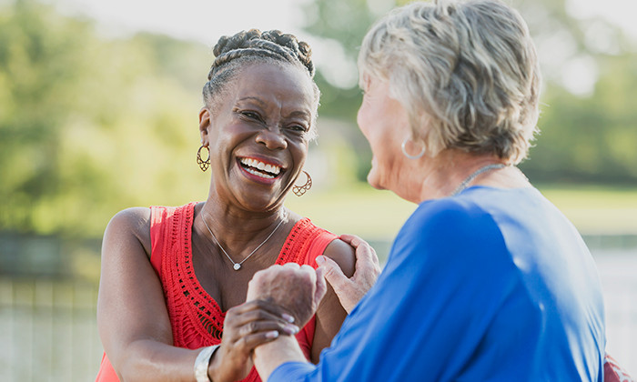 Interacting With More People is Shown to Keep Older Adults More Active