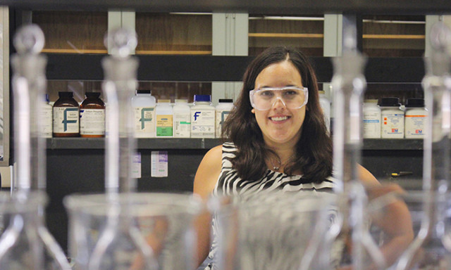 Chemist Awarded Prestigious NIH Grant to Study Metals in Proteins and Enzymes