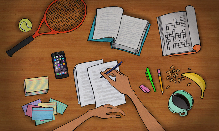 What Neuroscience Suggests to Better Your Study Habits