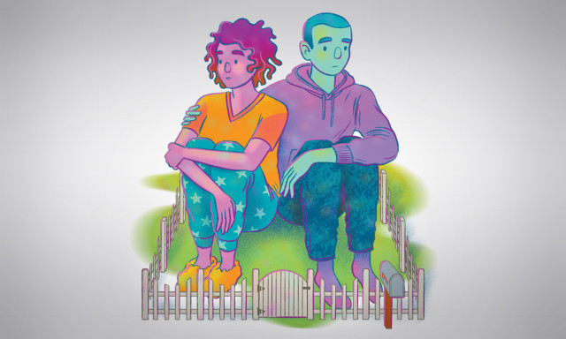 Blaming the Pandemic for Stress Leaves Couples Happier