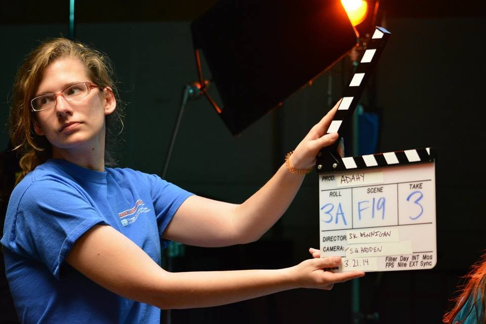 Undergraduate Takes Mathematical Approach in 3D Filmmaking