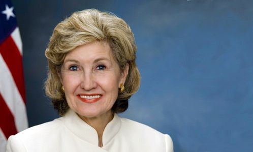 Senator Kay Bailey Hutchison Honored for Support of Science and Math Research and Education