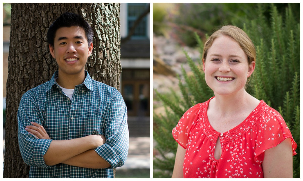 Natural Sciences Students Named Goldwater Scholars