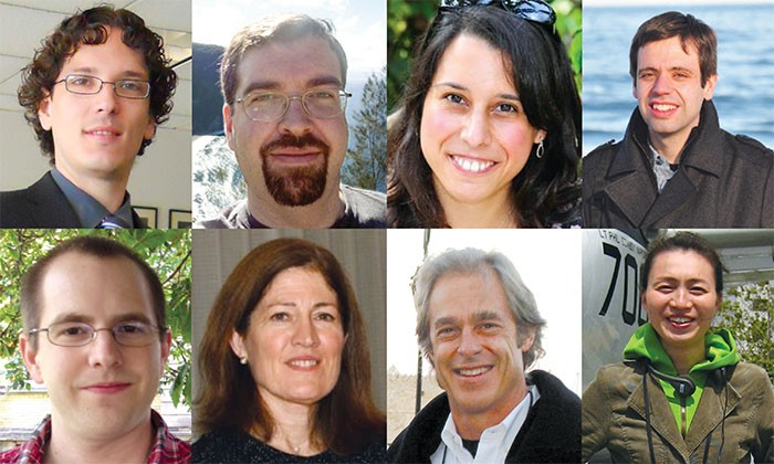 College Welcomes Twelve New Faculty