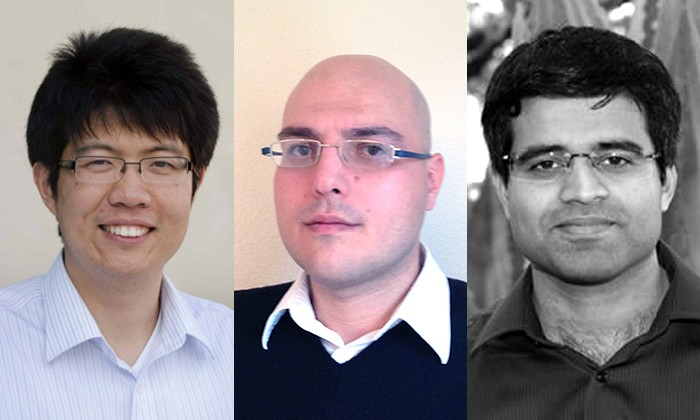 Three Natural Sciences Faculty Receive Sloan Fellowships