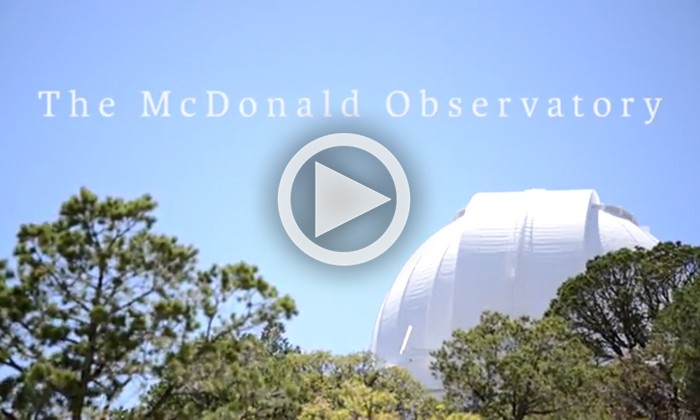Head Room: McDonald Observatory
