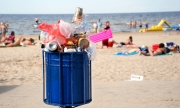 Trash on Our Beaches Started With Us, and It Must End with Us