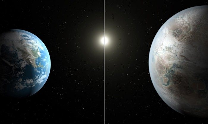 Texas Astronomers Help Find Earth's Older, Bigger Cousin