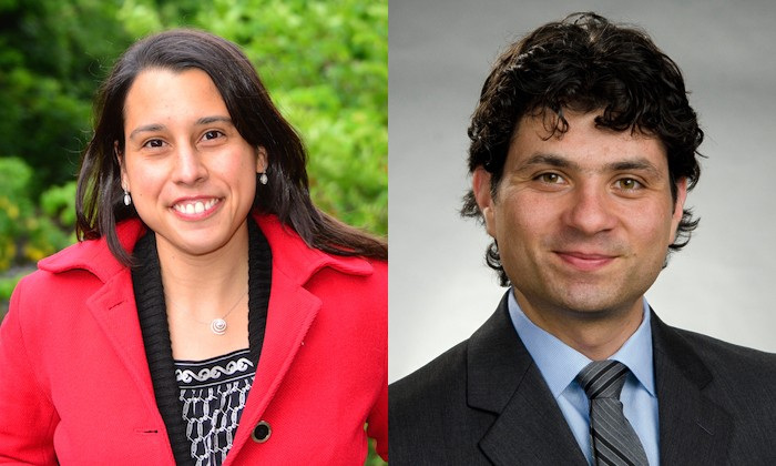 Two Assistant Professors Win CAREER Awards from National Science Foundation