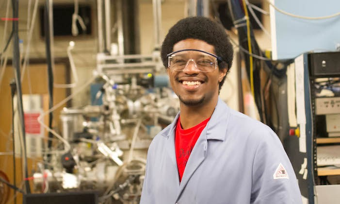 11 Students Receive National Science Foundation Graduate Fellowships