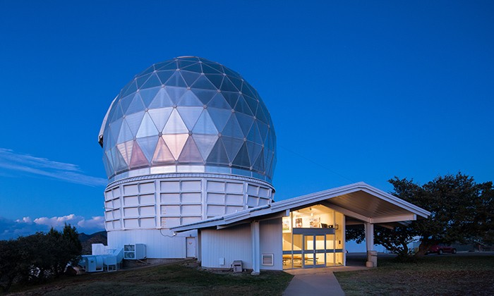 Upgraded Hobby-Eberly Telescope Sees First Light