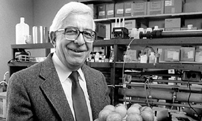Lester Reed Retrospective: A 'complex' man who loved science
