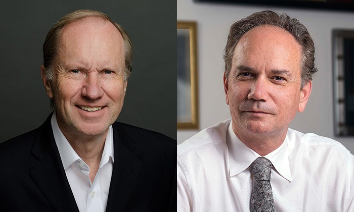 Two Elected to the American Academy of Arts and Sciences