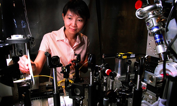 Researchers Win $2 Million Grant to Develop Atomically Thin Semiconductors
