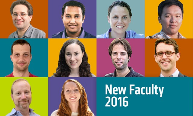 College Welcomes New Faculty for 2016-17 Academic Year