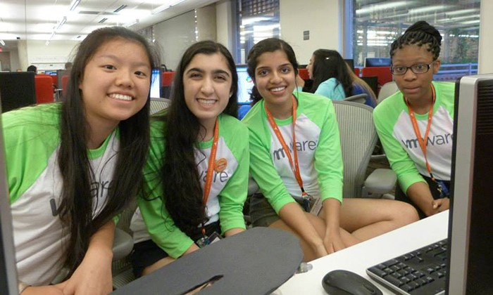 Summer at UT Releases Youths' Inner Scientists
