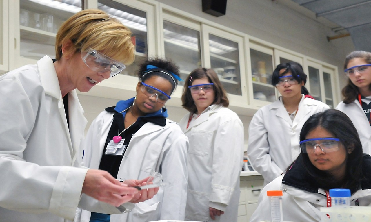 Gender Bias Common in STEM Classrooms