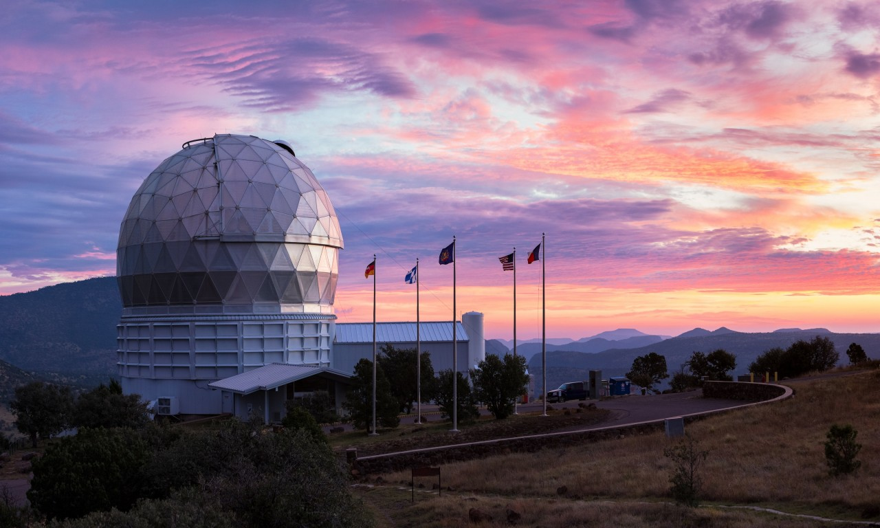 Radio Doc Features Research and Outreach at McDonald Observatory