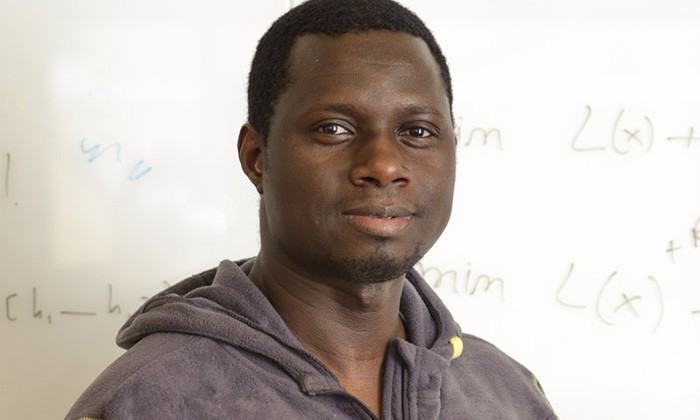Mathematics Researcher Earns Prestigious Fellowship