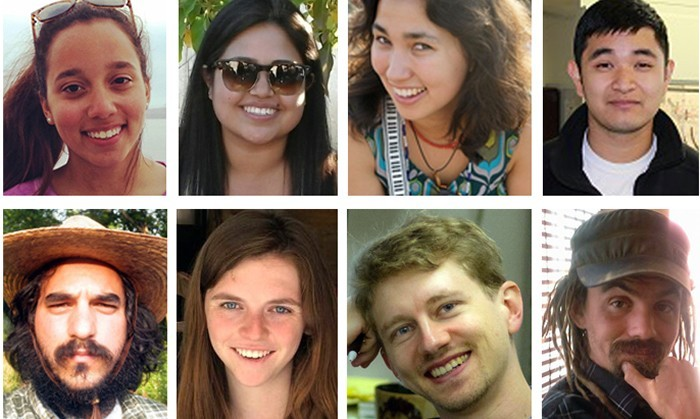 10 CNS Students Awarded National Science Foundation Graduate Fellowships