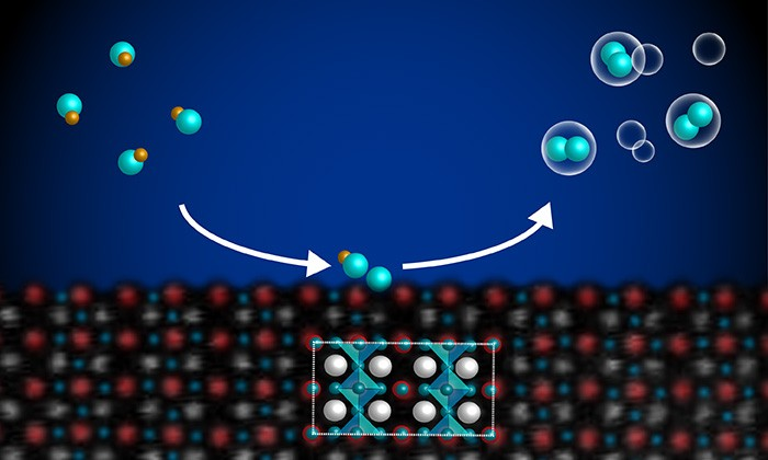 New Catalyst Enables Cheaper Production of Hydrogen Fuel