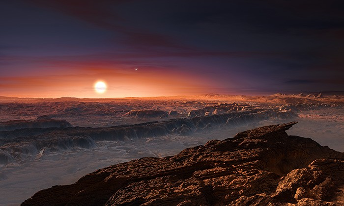Astronomers Discover Rocky Planet Orbiting Nearest Star, Proxima Centauri