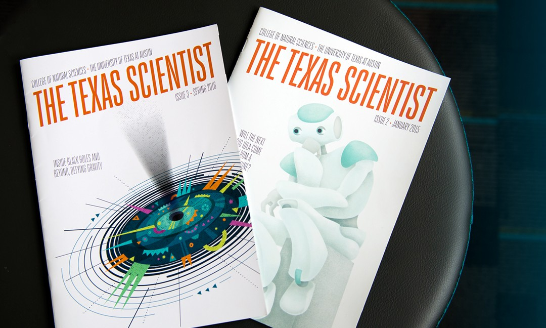 College Publication Wins UT System Award