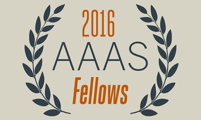Fellows Named to the American Association for the Advancement of Science