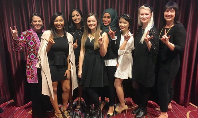 Textiles and Apparel Students Win Prestigious National Awards