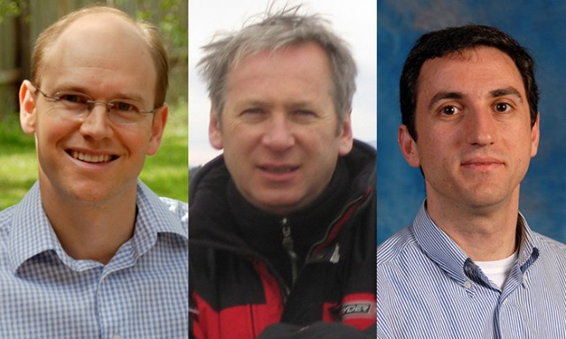 Two Physicists and an Engineer Elected Fellows of the American Physical Society