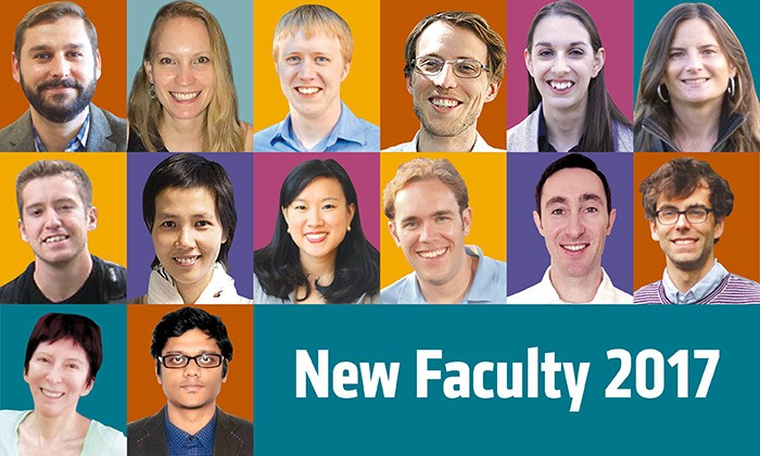 College Welcomes New Faculty at Start of the Academic Year