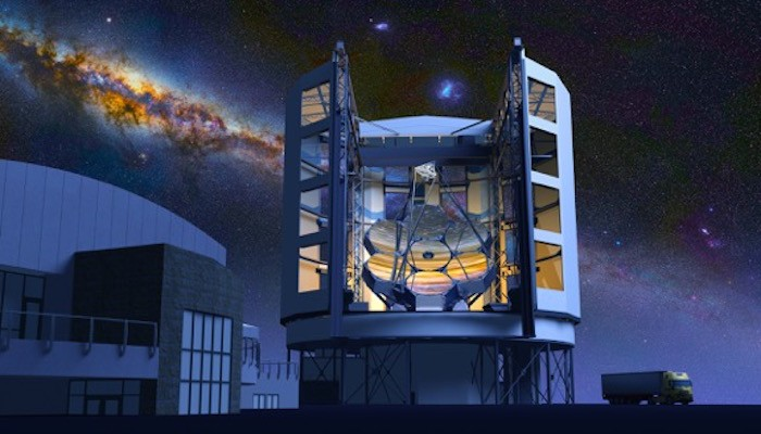 Observatory Director Discusses Plans for World's Largest Telescope
