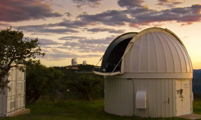 New Telescope Coming Soon to McDonald Observatory