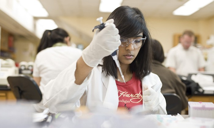 Collaborative Strengthens Women in STEM Community at UT