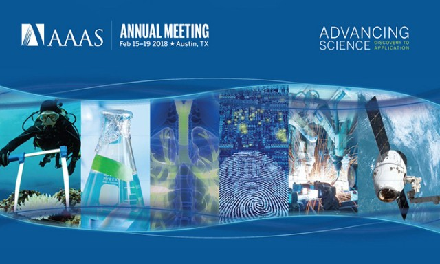 AAAS Annual Meeting Coming to Austin Feb. 15-19